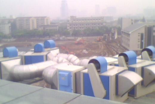 排风管道工程