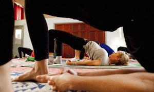 Four Shivam Yoga Classes for One at Shivam Yoga Dublin (Up to 76% Off)