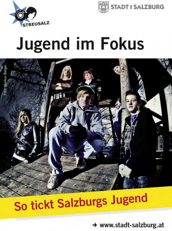 Jugend im Fokus So tickt Salzburg