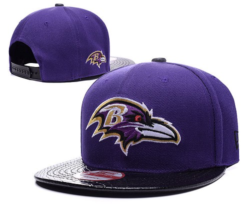 Football Baltimore Ravens Stitched Knit Beanies 017