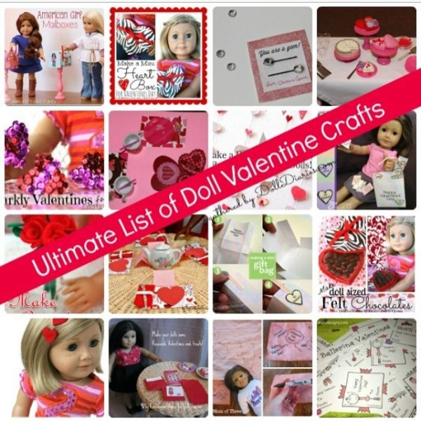 Have you started making any Valentines Day crafts yet? Stophellip