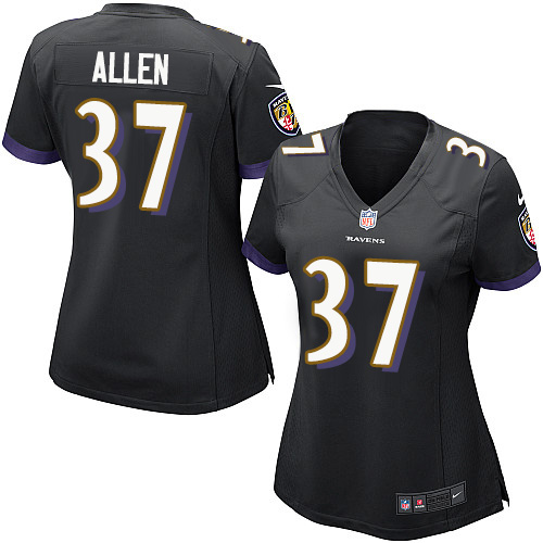 Women's Justice Hill Camo Limited Football Jersey: Baltimore Ravens #43 2018 Salute to Service  Jersey