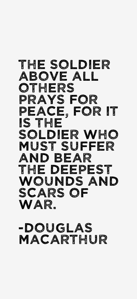 Return To All Douglas MacArthur Quotes