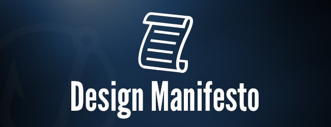 The Charfish Design Manifesto