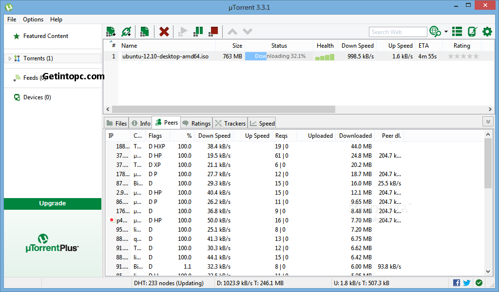 Download uTorrent Free