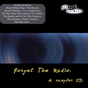 Forget The Radio: A Sampler CD Cover