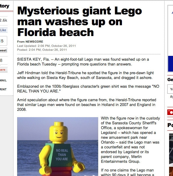 A headline that could only be written in Florida.