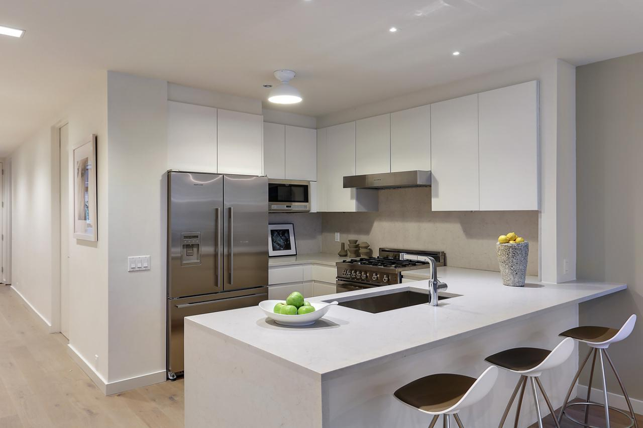 Image of: Small Kitchen Designs