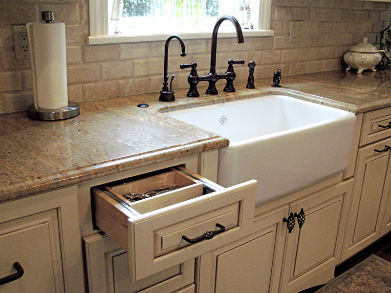 Image of: Copper Kitchen Sinks Reviews