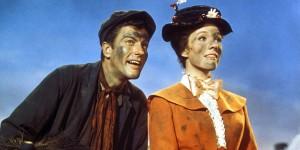 Mary Poppins e Bert, lo spazzacamino