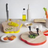 Planches vege-table de Seletti