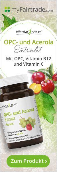 OPC- und Acerolaextrakt - jetzt kaufen