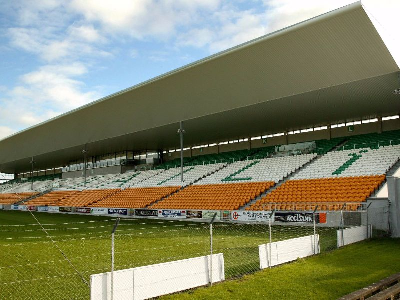 O'Connor Park, Offaly GAA | Chancery group Construction Consultancy