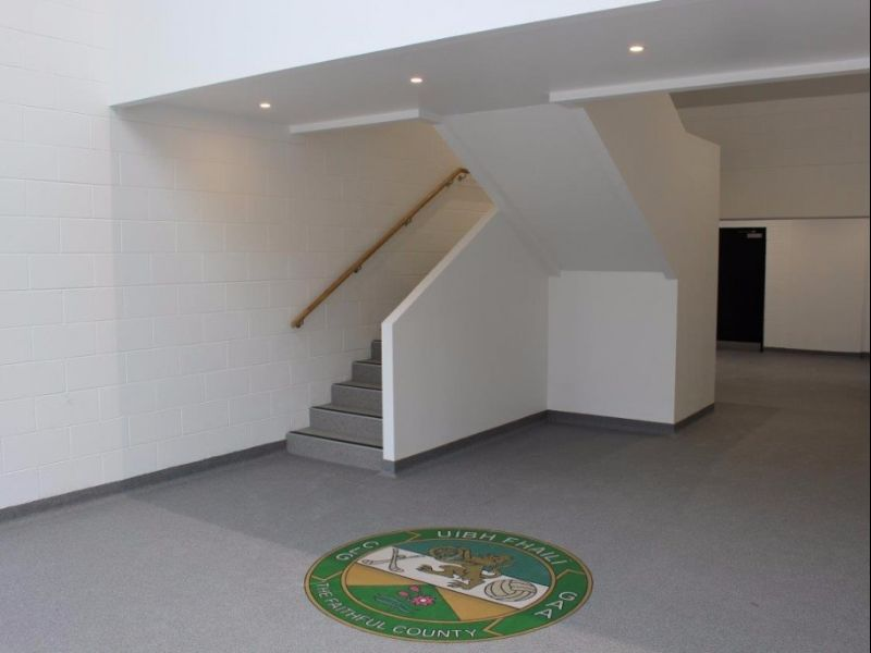 Center of Excellence, Offaly GAA | Construction Project