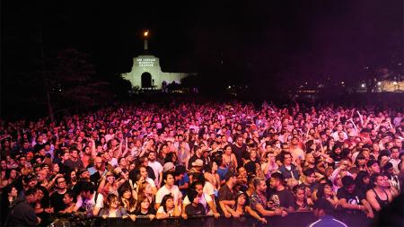 LOS ANGELES, CA - JULY 22: