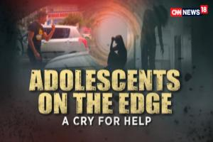 Adolescents on The Edge: A Cry For Help
