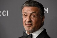 Sylvester Stallone allegedly forced teen into a threesome with his bodyguard in the '80s