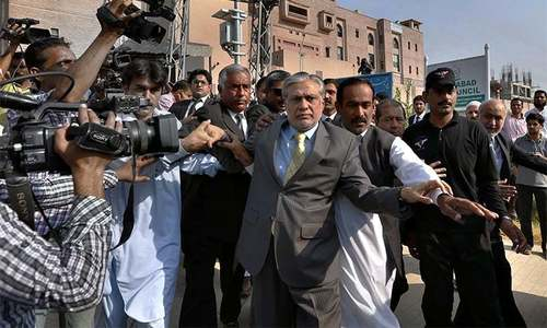 Dar's difficulties and the country's need to 'bring the house in order'