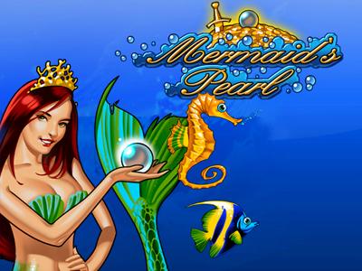 Игровой автомат Mermaid's Pearl на настоящие деньги или в демо режиме