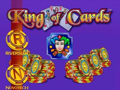 Игровой автомат King Of Cards играть онлайн бесплатно