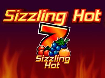 Игровой автомат Sizzling Hot играть в демо