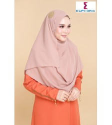 Selena Instant Shawl - ADP 10 - Toasted Almond
