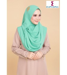 Selena Instant Shawl - ADP 02 - Biscay Green