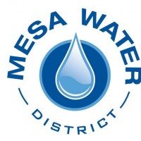 "Logo considered by Mesa Water for ""rebranding."" Public Record"