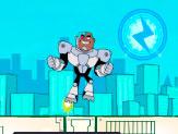 Jogo Jovens Titans em Ação: TV ao Resgate Online Gratis
