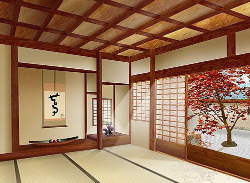casa estilo oriental