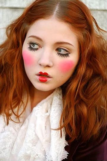 Cool Halloween Makeup Ideas