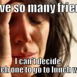 Extrovert Struggles