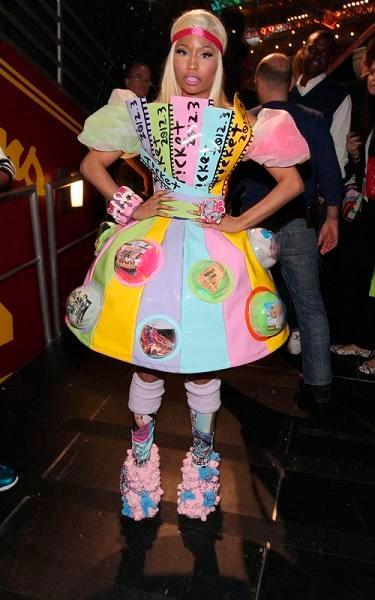 Most Extravagant Nicki Minaj Outfits