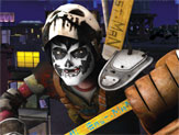 Tartarugas Ninjas: Casey Jones e os Robôs do Mal