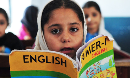 How the obsession with English is destroying Pakistan's education system