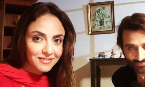Nadia Khan is leaving her morning show persona far behind with this new TV serial