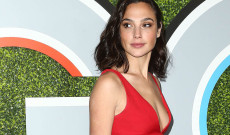 Gal Gadot Is Red Hot in Dior & Glossy Pumps at GQ Men of the Year Awards