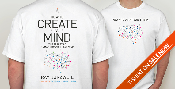 How to Create a Mind. T-Shirt on Sale Now!