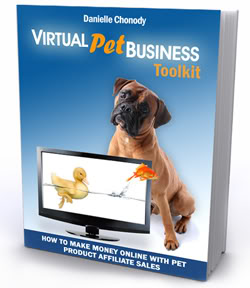 Pet Business Ebook Cover