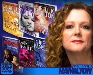 Laurell Kaye Hamilton