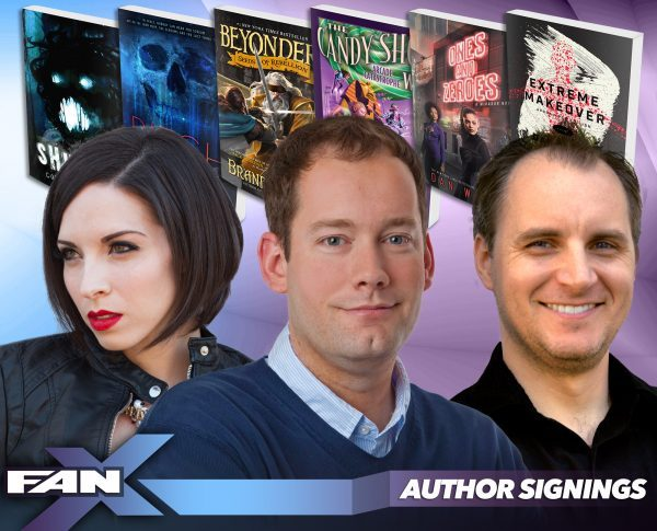 Author Signings