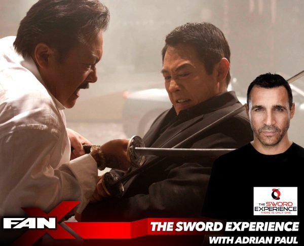 The Sword Experience with Adrian Paul
