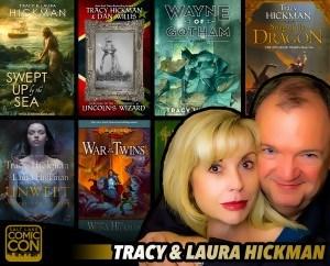 Tracy & Laura Hickman
