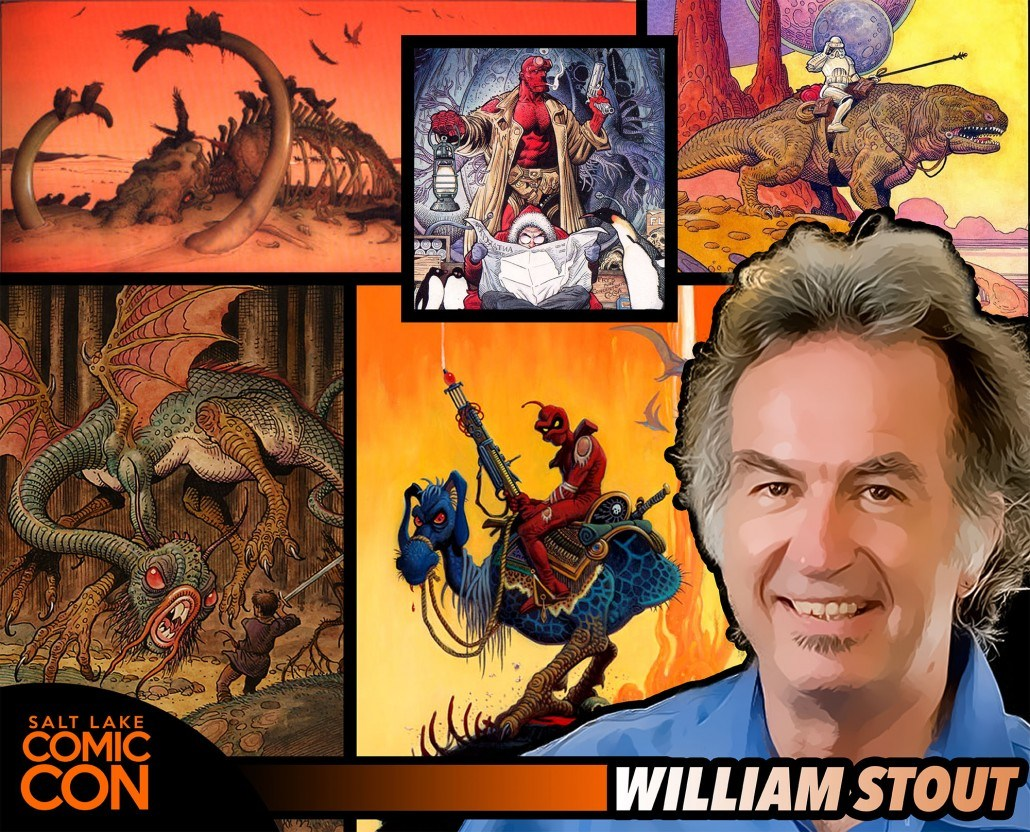 William Stout