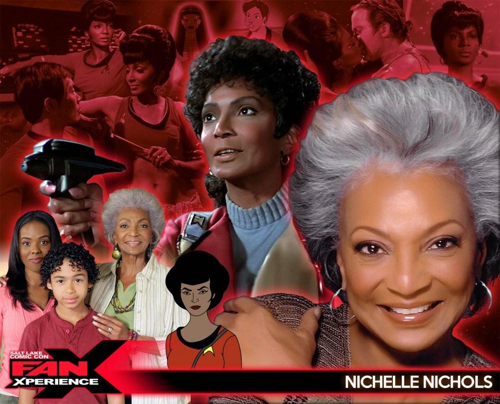 Nichelle Nichols