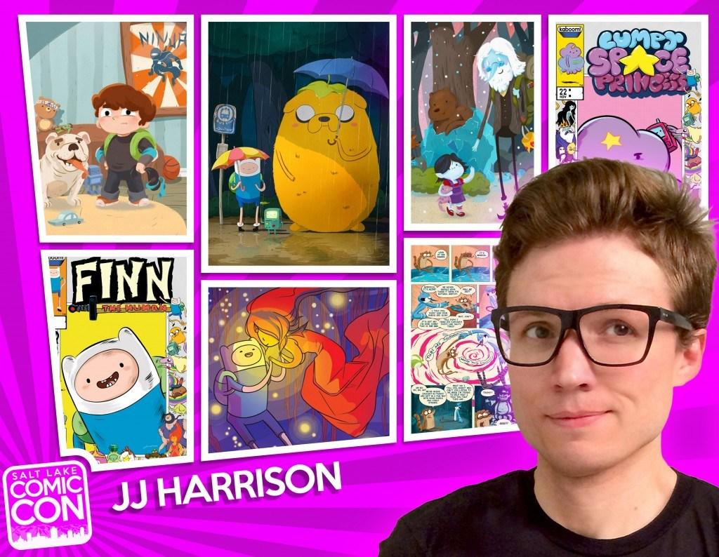 JJ Harrison