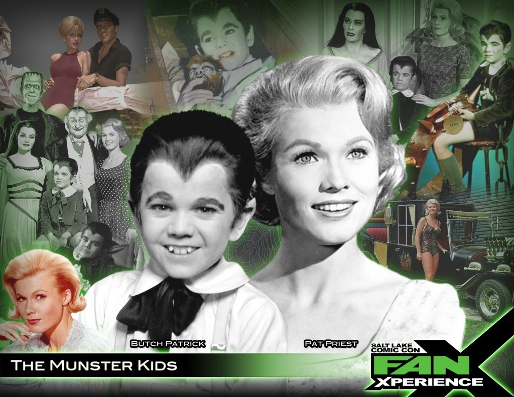 The Munsters Kids