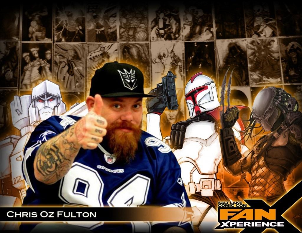 Chris Oz Fulton