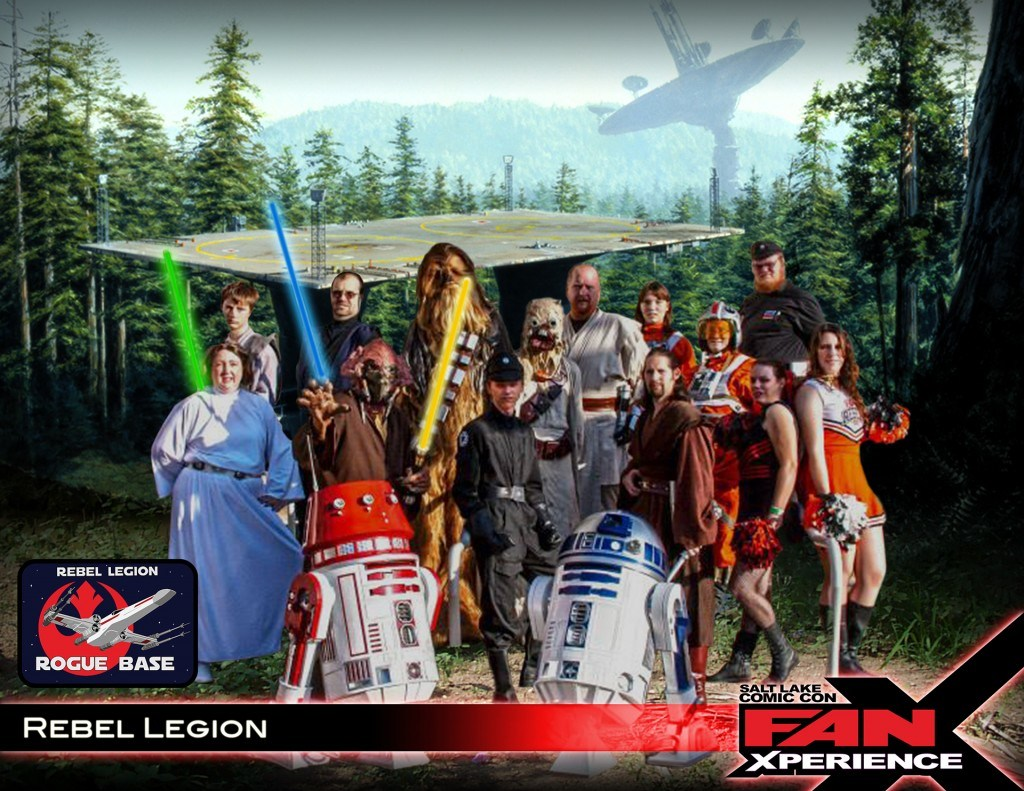 Rebel Legion - Utah Chapter