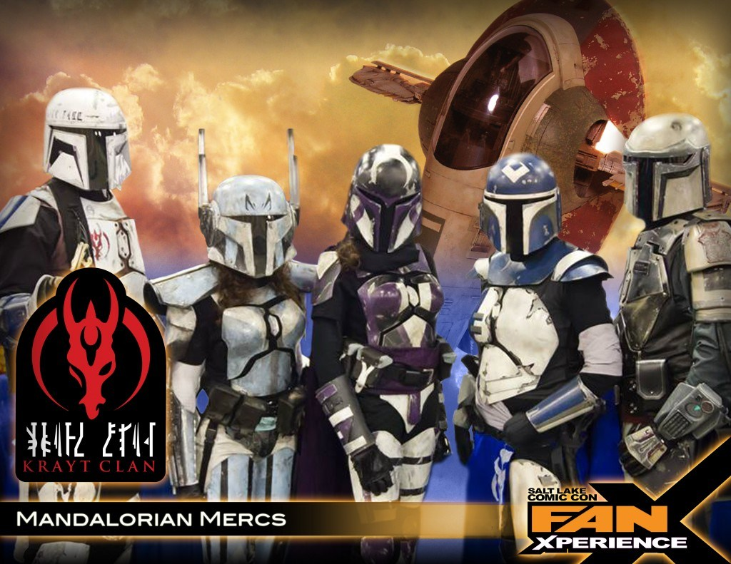 Mandalorian Mercs - Utah Chapter